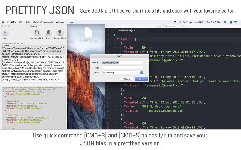 Prettify JSON | App Price Drops