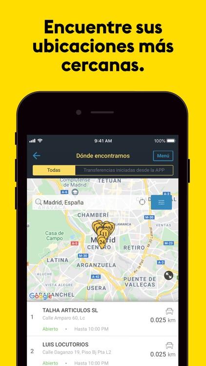 Transferencia Western Union® screenshot-5