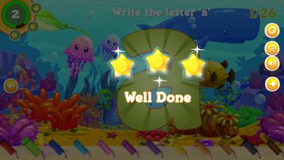 Learn Alphabet and ABC Writing Screenshot