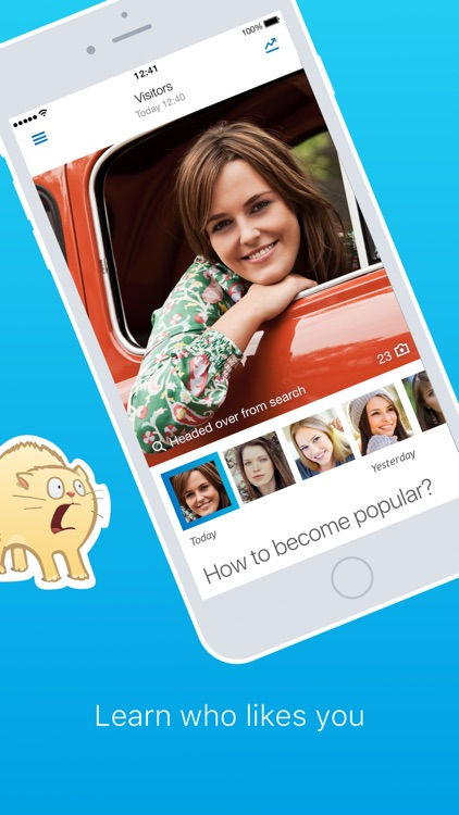 Mamba – dating chat online