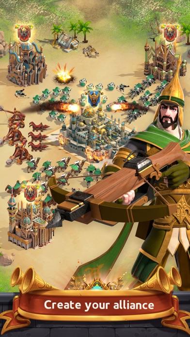 أساطير العرب - Doom Dunes 1.13.0 IOS