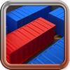 コンテナブロックパズルのブロックを解除する