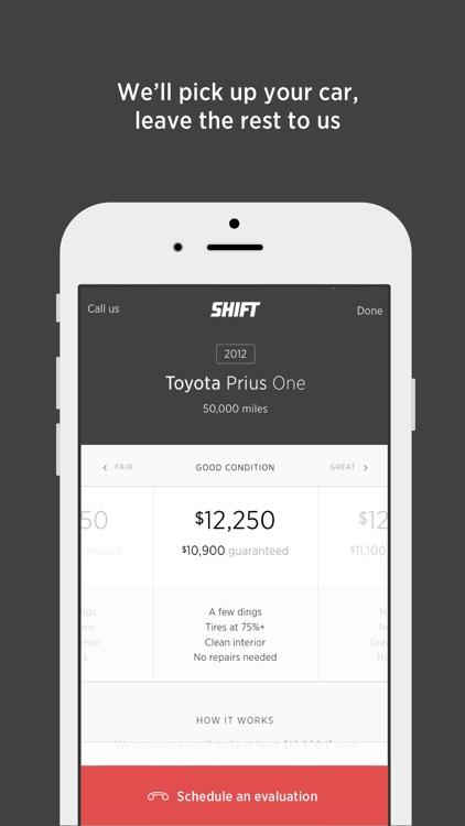 Shift –  Simplified Car Buying screenshot-3