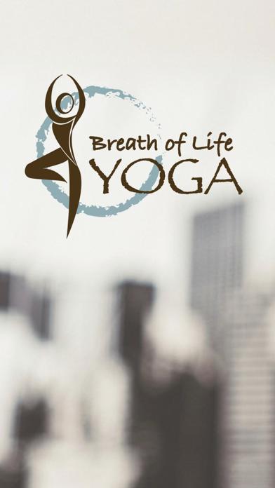 Breath Of Life Yoga screenshot one