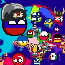 Countryballs: War Simulation