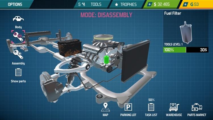 Car Mechanic Simulator 21 Game screenshot-9