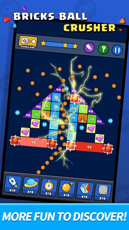 Bricks Ball Crusher screenshot-3