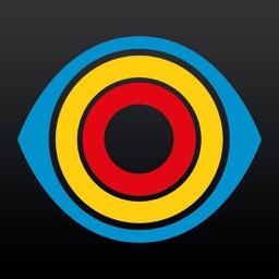 visor - magnifier