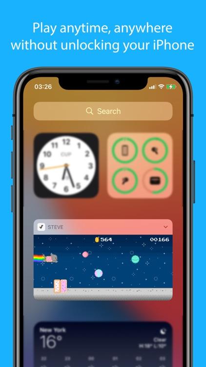 Steve - Widget Game screenshot-4