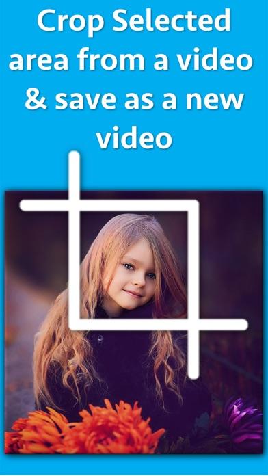 Video Cropper Premium screenshot one