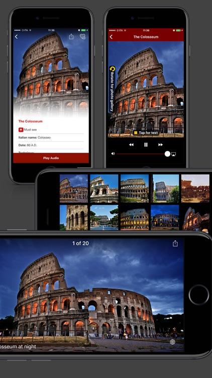 ItalyGuides: Rome Travel Guide screenshot-4