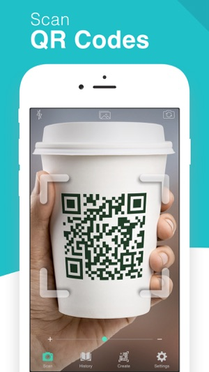 QR Code Reader - QrScan on the App Store