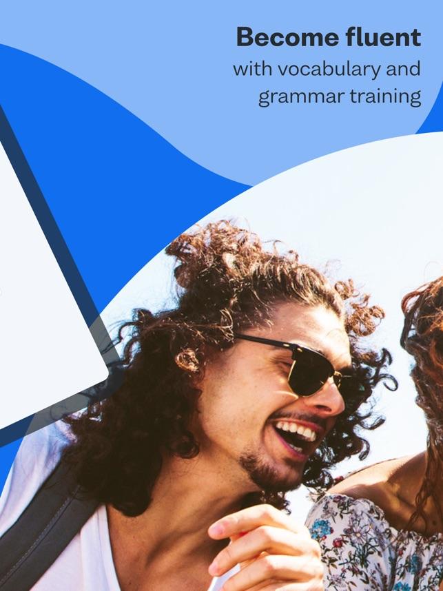 Busuu: Học từ vựng và ngữ pháp