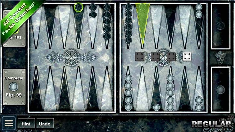 Backgammon HD screenshot-4