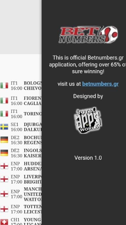 Betnumbers screenshot-3