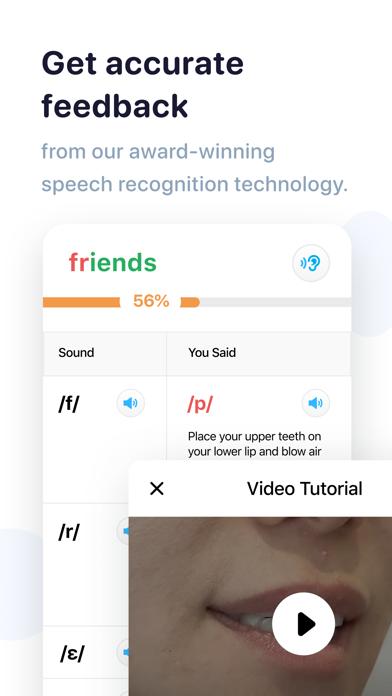 英語発音を確実に改善するアプリ-ELSA Speakのおすすめ画像2