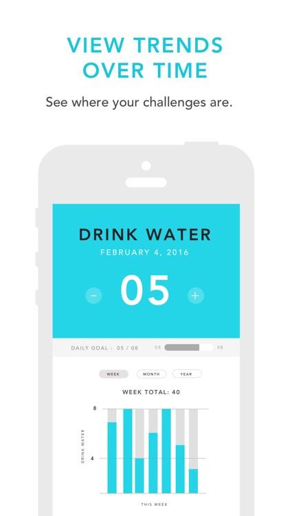 Done: A Simple Habit Tracker screenshot-3