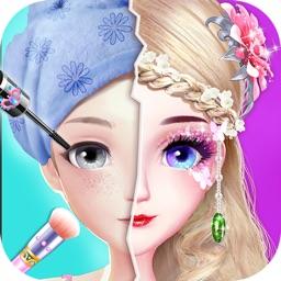 叶罗丽彩妆公主——缔结契约装扮娃娃