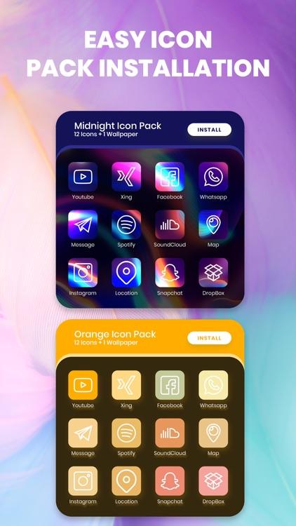 Icon Changer Custom Theme screenshot-3