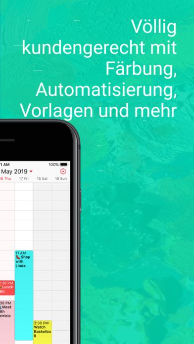 WeekCalendar - Cloud KalenderScreenshot von 2