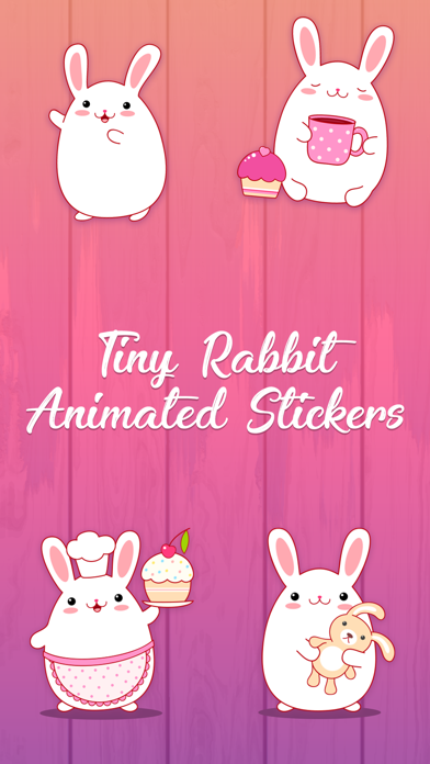 Animated Rabbits Emojis
