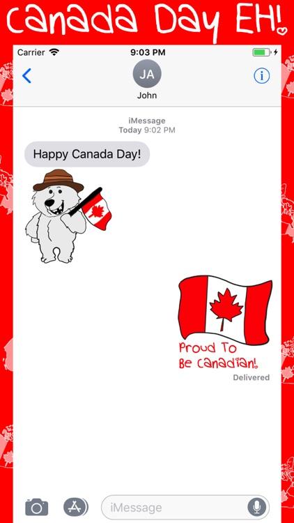 Canada Day EH! screenshot-3