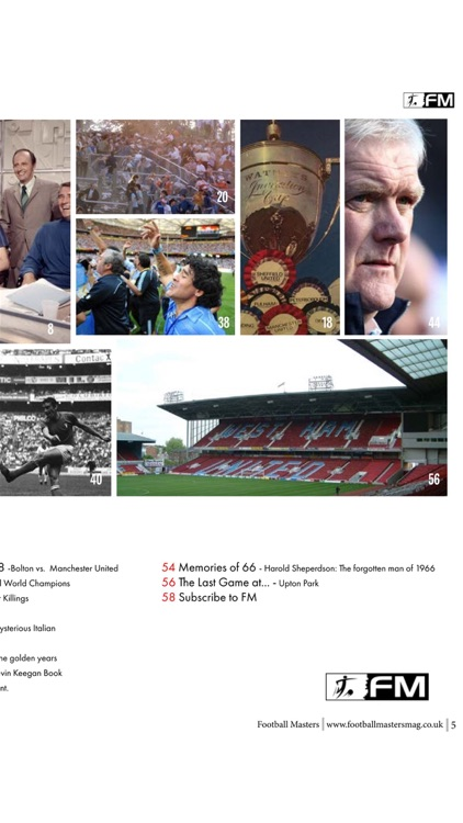 Football Masters Magazine screenshot-4
