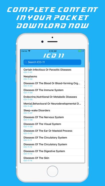 ICD-11 screenshot-6
