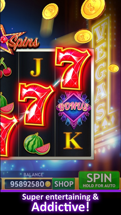 777 Classic Slots Galaxy screenshot-3