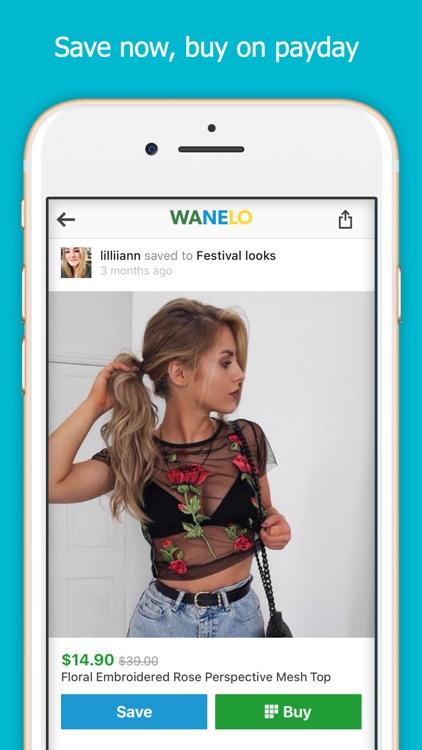 Wanelo - Fashion & Beauty