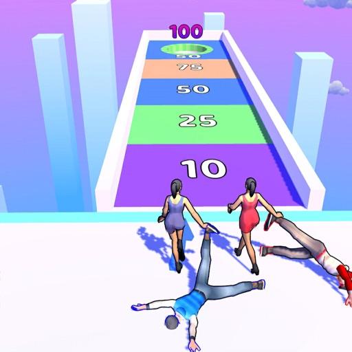 Man Curling