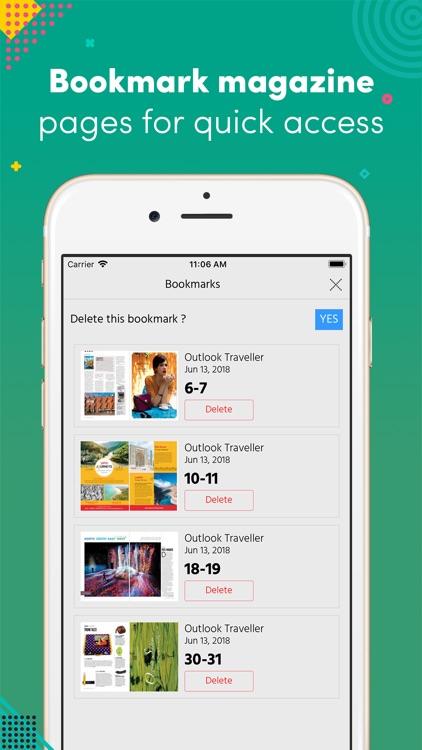 Outlook Traveller Magazine screenshot-3