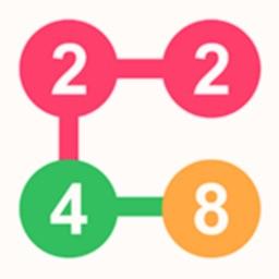 数字连线! - 2 for 2