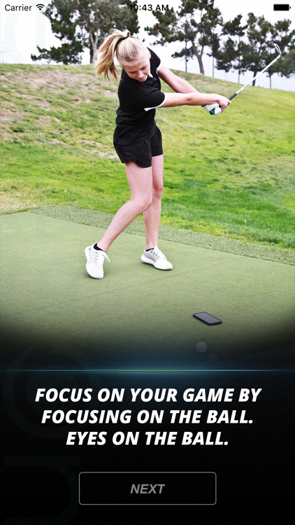 Eyes On Golf screenshot-4