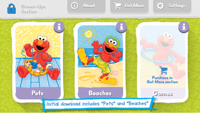 Elmo's World And You screenshot1