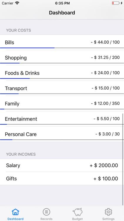 Smart Wallet screenshot-5