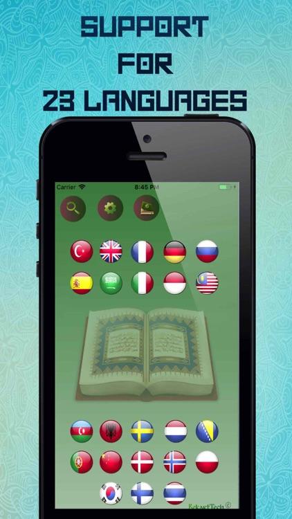 Offline Quran Reader Pro screenshot-4