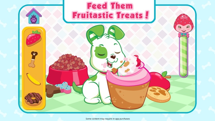 Strawberry Shortcake Puppy Fun screenshot-4