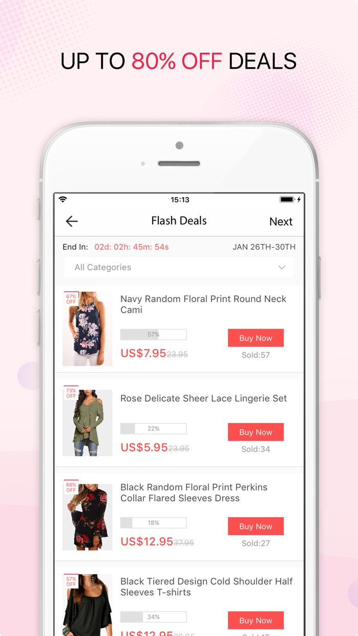 Yoins - Fashion Clothing Screenshot
