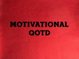 Motivational QOTD II Stickers