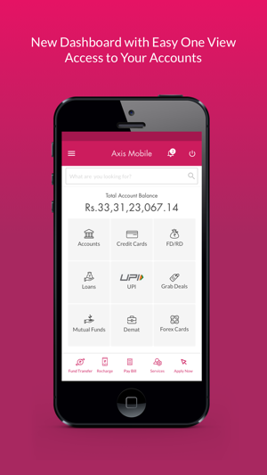 Axis bank mobile banking on the app store axis bank mobile banking on the app store colourmoves