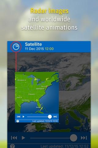 WeatherPro - náhled