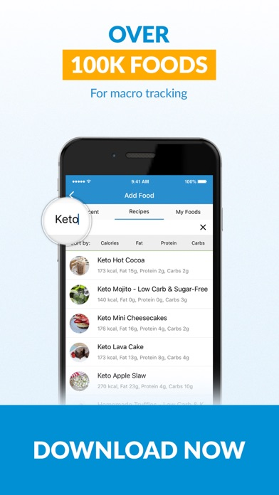 Total Keto Diet: Low Carb Diet for Windows