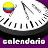 Calendario 2019 Colombia