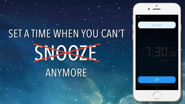 Math Alarm Clock - Wake up!