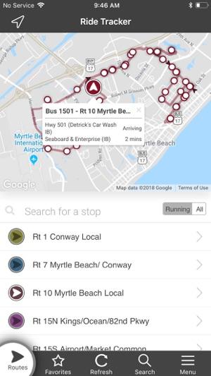 Coast RTA on the App Store
