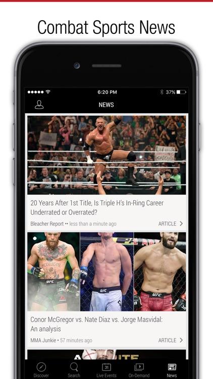 FITE - Boxing, Wrestling, MMA screenshot-9