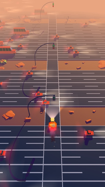 Traffic Dash! screenshot-0