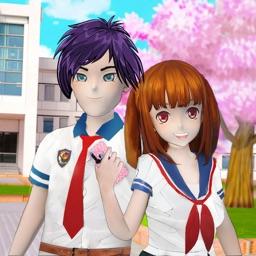 Anime Girl High School Life