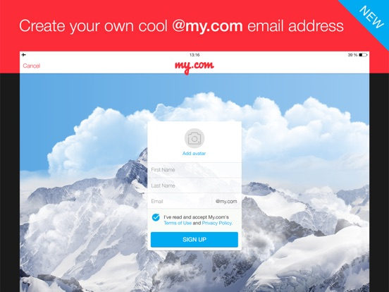 Screenshot #5 for myMail – Email App